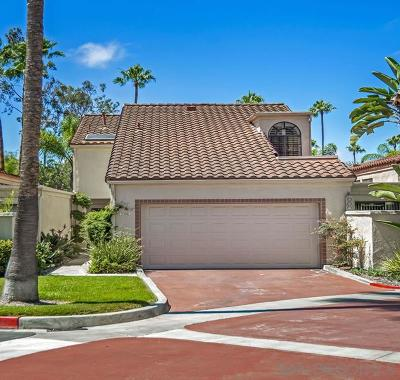 Carlsbad Townhouse For Sale: 7306 Calle De Fuentes