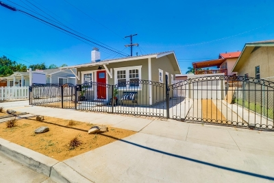 Norma Heights, Normal Heights Single Family Home For Sale: 3676 Monroe Avenue