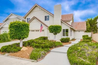 San Diego Single Family Home For Sale: 10750 Viacha Dr