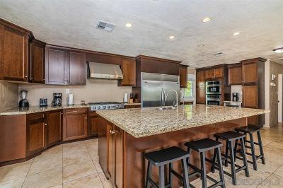 Encinitas Single Family Home For Sale: 798 Saxony Rd