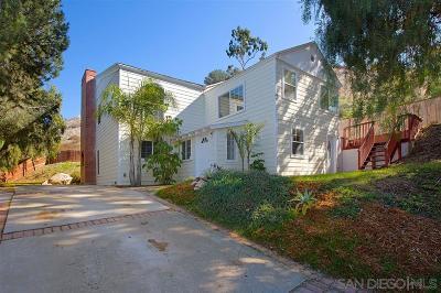 Chula Vista Single Family Home For Sale: 3232 Glen Abbey Blvd