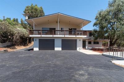 Lakeside Single Family Home For Sale: 11569 Oak Creek Dr