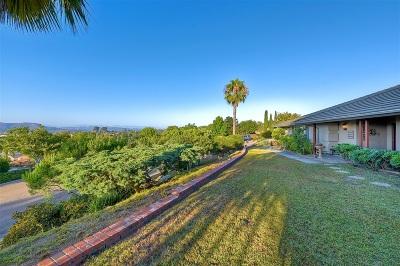 Lake San Marcos Single Family Home For Sale: 1120 La Sombra Drive