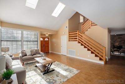 Encinitas Single Family Home For Sale: 1633 Hawk View Dr