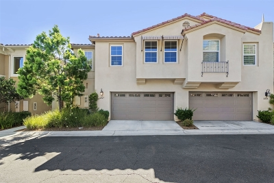 San Marcos Townhouse For Sale: 2227 Granby Way
