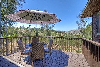 Lakeside Single Family Home For Sale: 11918 Serena Road