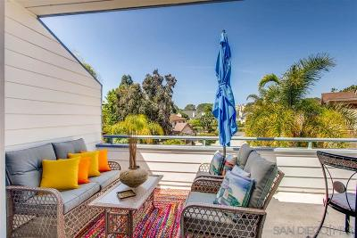 Solana Beach Attached For Sale: 958 Valley Ave