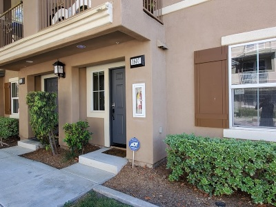 Chula Vista Townhouse For Sale: 1607 Yellow Pine Pl