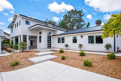 Single Family Home For Sale: 312 Cole Ranch Road