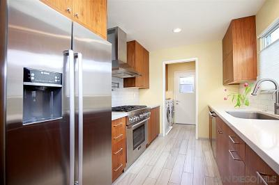 Clairemont Single Family Home For Sale: 4384 Mount Castle Ave
