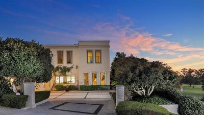 La Jolla Single Family Home For Sale: 7480 Country Club Drive