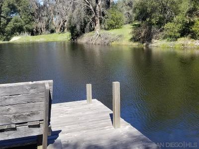 Julian Single Family Home For Sale: 3531 Deer Lake Park Rd