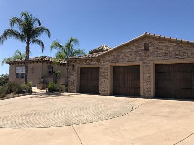 Single Family Home For Sale: 15044 Creek Hills