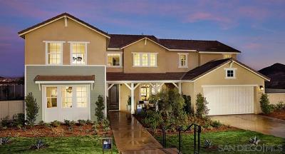 Escondido Single Family Home For Sale: 2851 Livery Way