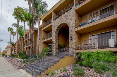 Hillcrest Rental For Rent: 3980 8th Avenue #317