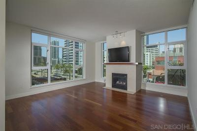 San Diego Attached For Sale: 1199 Pacific Hwy #2102