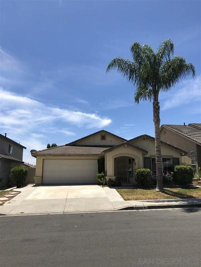 Temecula Single Family Home For Sale: 32269 Camino Herencia