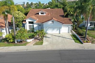 Oceanside Single Family Home For Sale: 4957 Lassen Dr.