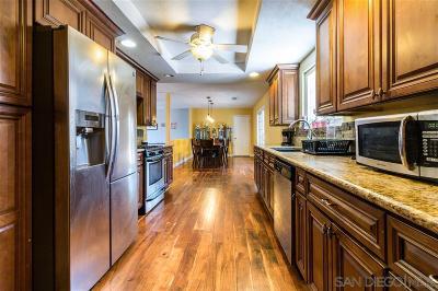 Ramona Single Family Home For Sale: 23621 Scarbery Way