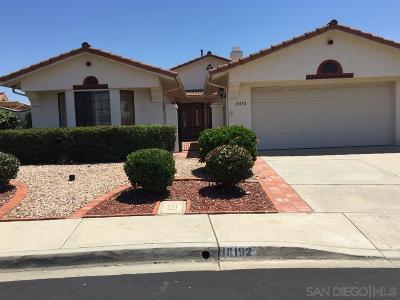 Rancho Bernardo, San Diego Single Family Home For Sale: 18192 Calle Estepona