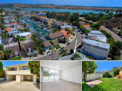 Carlsbad Multi Family 2-4 For Sale: 4590 Cove Dr