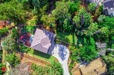Single Family Home For Sale: 9323 Carmichael Drive