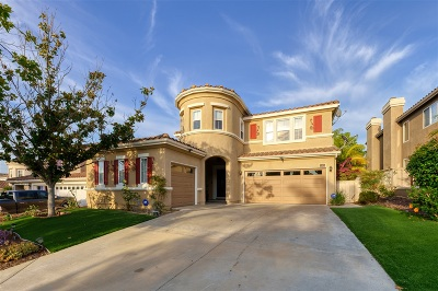 Single Family Home For Sale: 11969 Oakview Way