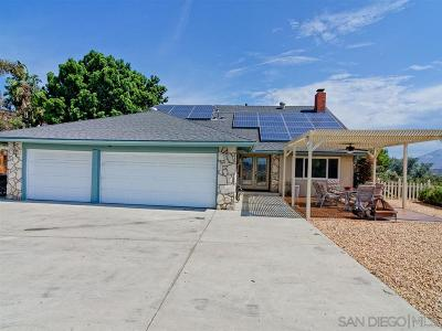 Lakeside Single Family Home For Sale: 9253 Idyl Pl