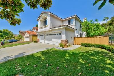 Single Family Home For Sale: 11911 Dapple Way
