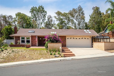 Carlsbad Single Family Home For Sale: 4615 Trieste