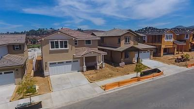 San Diego County Single Family Home For Sale: 7260 Wembley Street