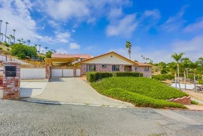 Vista Single Family Home For Sale: 1141 Lita Ln