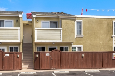 Attached For Sale: 5252 Balboa Arms Dr #118