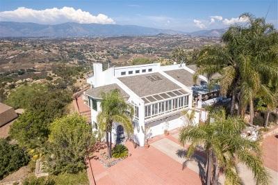 Valley Center Single Family Home For Sale: 29469 Sierra Rojo Ln.