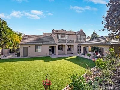 Chula Vista Single Family Home For Sale: 2778 Sutter Ridge Drive
