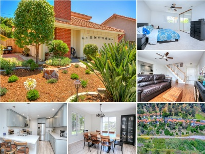 Carlsbad Single Family Home For Sale: 4208 Sierra Morena Ave
