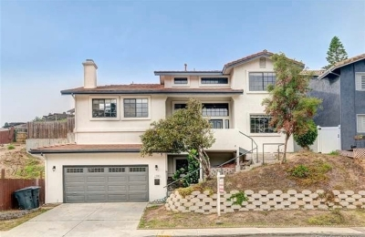 San Diego Single Family Home For Sale: 2390' Dusk Dr