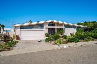 Single Family Home For Sale: 2402 Alto Cerro Circle