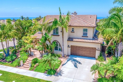 Carlsbad Single Family Home For Sale: 7089 Crystalline Dr