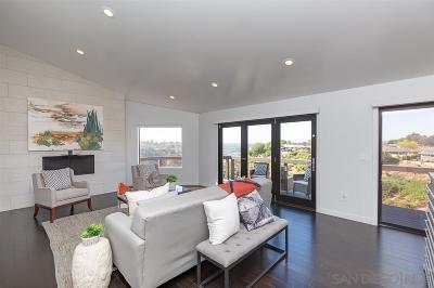 Talmadge, Talmadge/College Area Single Family Home For Sale: 4606 Janet Place