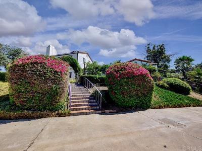 Fallbrook Single Family Home For Sale: 1690 Jackson Rd.