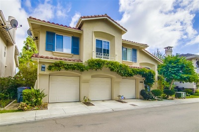 La Jolla Single Family Home For Sale: 6083 Oakgate Row