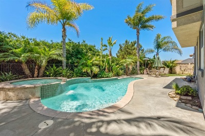 Carlsbad Single Family Home For Sale: 6457 Topmast Dr