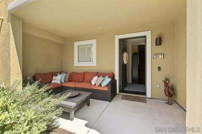 Point Loma Townhouse For Sale: 3511 Sandcastle