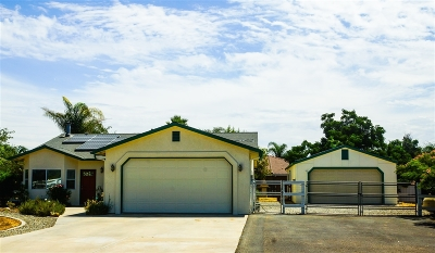Ramona Single Family Home For Sale: 1963 Rowley Ave