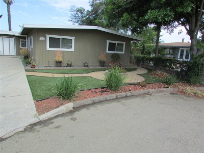 Fallbrook Single Family Home For Sale: 142 Brandenburg
