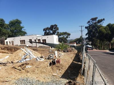 San Diego Residential Lots & Land For Sale: 4376 Hawk St #19