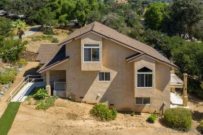 Escondido Single Family Home For Sale: 20039 2nd Place
