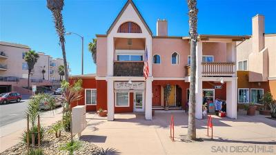 Imperial Beach Attached For Sale: 708 Seacoast Drive