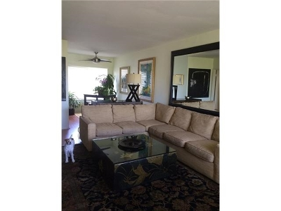 Vista Del Mar, Nob Hill Rental For Rent: 155 15th Street #25